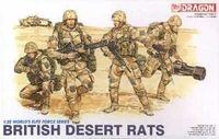 "Набор миниатюр ""Британская армия"" (масштаб: 1/35)"