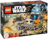 """LEGO Star Wars """"Битва на Скарифе"""""""