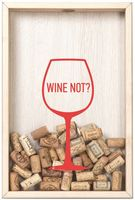 "Копилка для винных пробок ""Wine not?"" (дуб)"