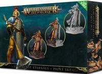 Warhammer Age of Sigmar. Stormcast Eternals + Paint Set (60-21)