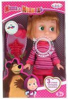 "Кукла ""Маша и Медведь. Маша в свитере"""
