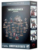 Warhammer 40.000. Genestealer cults. Start Collecting (70-60)