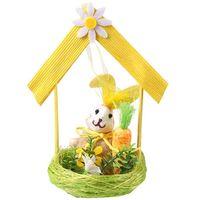 """Украшение """"Кролик в гнезде"""" (арт. DV-H-1092)"""