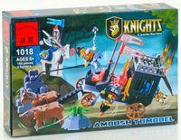 """Конструктор """"Knights. Освобождение короля"""" (160 деталей)"""