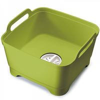 "Емкость для мытья посуды ""Wash&Drain"" (зеленая)"
