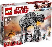 "LEGO Star Wars ""Штурмовой шагоход Первого Ордена"""