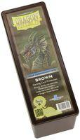 """Коробочка для карт """"Dragon Shield"""" (320 карт; коричневая)"""