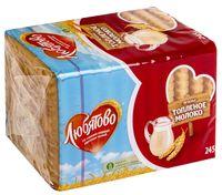 """Печенье сахарное """"Топленое молоко"""" (245 г)"""