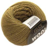 """Пряжа """"FELICE. Wool №19"""" (100 г; 300 м)"""