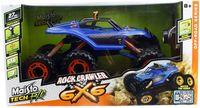"""Машинка на радиоуправлении """"Rock Crawler Extreme 6x6"""""""