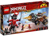 "LEGO Ninjago ""Земляной бур Коула"""