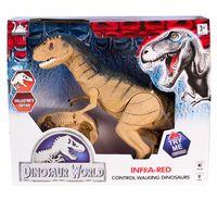 """Игрушка на радиоуправлении """"Динозавр Дилофозавр"""""""