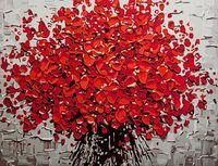 """Картина по номерам """"Красный букет"""" (300х400 мм; арт. PC3040058)"""