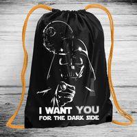 """Рюкзак-мешок """"Звездные Войны. Дарт Вейдер"""" (арт. 4)"""