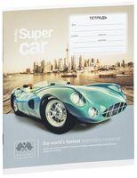 """Тетрадь в линейку """"Top Car"""" (12 листов; в ассортименте)"""