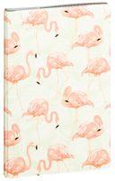 """Обложка на паспорт """"Фламинго"""" (арт. 2203.Р8)"""