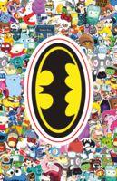 """Глянцевая наклейка """"Бэтмен"""" (арт. 44)"""