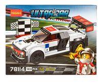"""Конструктор """"Ultra Car. Гонка"""" (183 детали)"""