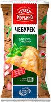 """Чебурек замороженный """"Марьино. Со свининой и говядиной"""" (130 г)"""