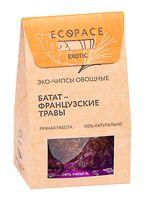 "Чипсы овощные ""Ecospase. Батат-французские травы"" (40 г)"