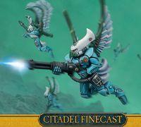 "Миниатюра ""Warhammer 40.000. Finecast: Eldar Swooping Hawks"" (46-47)"