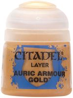Paint Pots: Auric Armour Gold 12ml (22-62)