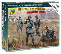 Немецкий штаб 1939-1942 (масштаб: 1/72)