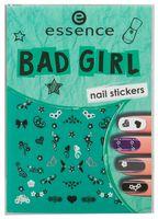 """Наклейки для дизайна ногтей """"Bad Girl"""" (тон: 02)"""