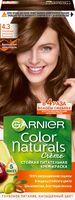 """Крем-краска для волос """"Color Naturals"""" тон: 4.3, золотистый каштан"""