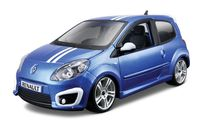 """Модель машины """"Bburago. Renault Twingo Gordini R.S."""" (масштаб: 1/24)"""