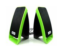 Портативные колонки Enzatec SP 307 (Green)