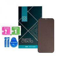Защитное стекло Case Full Glue Privacy для iPhone 12 и 12 Pro (черный)
