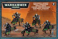 "Набор миниатюр ""Warhammer 40.000. Necron Immortals/Deathmarks"" (49-10)"