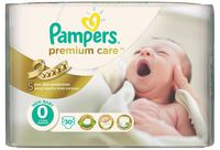 "Подгузники ""Pampers Premium Care"" (до 2,5 кг, 30 шт)"