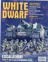 """Warhammer 40000. Журнал """"White Dwarf"""" (декабрь)"""