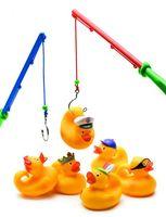 """Набор игрушек для купания """"Рыбалка-утки"""""""