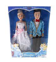 """Набор кукол """"Семья"""" (2 куклы; арт. YG218-2)"""