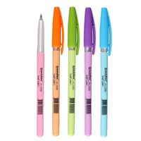 """Ручка шариковая синяя """"Darvish"""" (0,7 мм; арт. DV-1040C; в ассортименте)"""