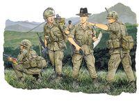 """Набор миниатюр """"U.S. 1st Cavalry"""" (масштаб: 1/35)"""