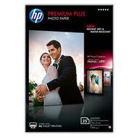 Глянцевая фотобумага HP (25 листов, 300 г/м2, 10x15 см)