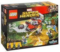 """LEGO Super Heroes """"Нападение Тазерфейса"""""""