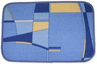 """Коврик домашний """"Enkel"""" (60х80 см; синий)"""