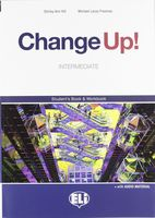 Change Up! Intermediate Student's Book and Workbook (+ CD)