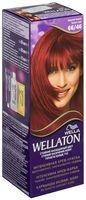 """Крем-краска для волос """"WELLATON"""" (тон: 66/46, красная вишня)"""
