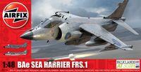 """Истребитель-бомбардировщик """"BAe Sea Harrier FRS.1"""" (масштаб: 1/48)"""