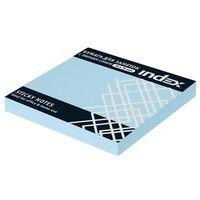 Бумага для заметок (светло-голубая; 76х75 мм)