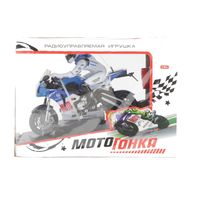 """Мотоцикл на радиоуправлении """"Мотогонка"""" (арт. ZYC-0630-B4)"""
