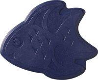 """Коврик для ванной резиновый """"Рыбка"""" (6 шт.; 13х11 см; синий)"""