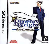 Phoenix Wright. Ace Attorney [DS]