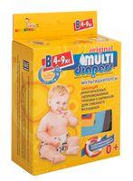 """Подгузник-трусики """"Multi Diapers Original"""" (4-9 кг)"""